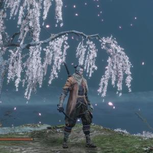 隻狼/SEKIRO プレイ日記22 白木の翁たち 桜竜
