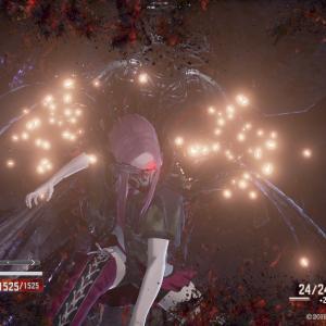 コードヴェイン 体験版プレイ日記2 深層 闇の巣窟