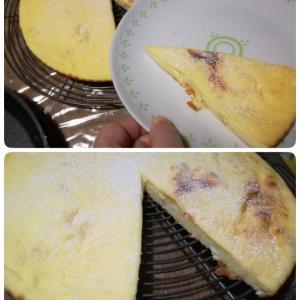 レモンケーキとスフレとニート