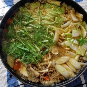 ぽかぽか豚生姜鍋が優秀すぎる。
