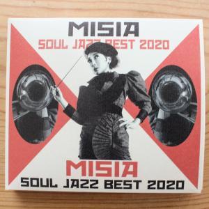 MISIA SOUL JAZZ BEST 2020をたくさん聞いたGWの日々。