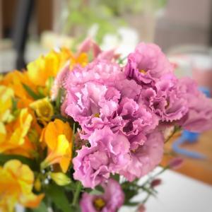 レッスンで使った花・2