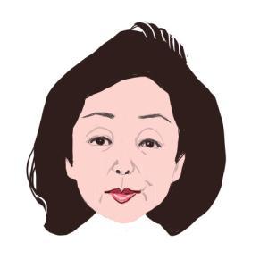 櫻井よしこさん