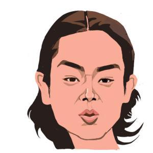 菅田将暉さん(描き直し)