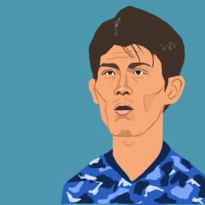富安健洋 選手(サッカー日本代表)