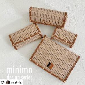 【レッスン作品】 1レッスンでたくさんの小物が作れます♡AJBミニモ