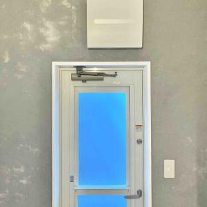 新居リノベ~キッチン壁の漆喰塗り*その4*