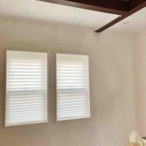IKEAで購入したプチプラな窓の目隠し*
