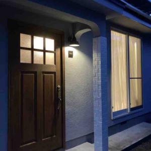 新居リノベ~和室壁塗り+壁穴の補修+リビング天井*