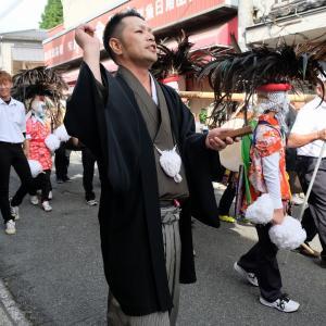 神石高原町の伝統的な秋祭り【豊松】