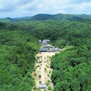 森に囲まれた光信寺でリトリート~密の無い癒し時間~【広島県 神石高原町】