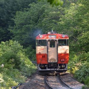 森を過ぎれば次の駅