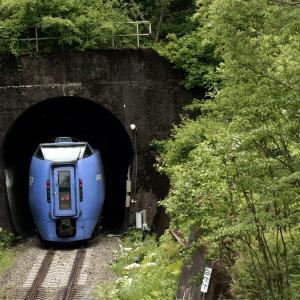 トンネルの向こう側に