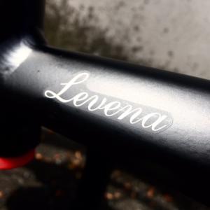 ライバルはお父さん!ぼくの初めてスポーツバイク♪「ブリヂストン・18インチ レベナ」