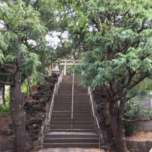 令和3年山野浅間神社夏祭り中止です。