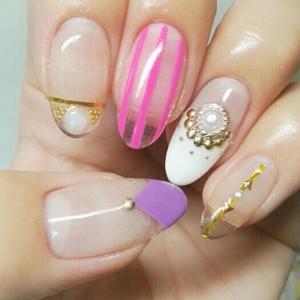 my nail !!
