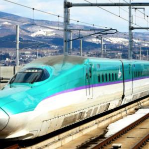 【悲報】北海道新幹線さん、乗車率25%...スカスカ空席で荷物運びへ
