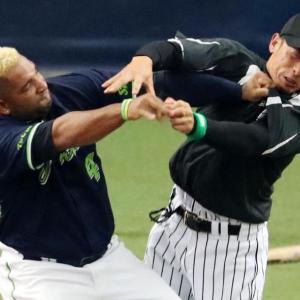 プロ野球の乱闘、すっかりなくなる