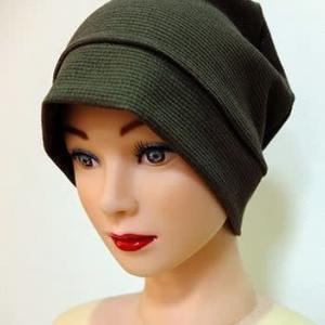 伊那市 医療用ウィッグ 寒い冬、寝るときに使っていただたい包帯帽子