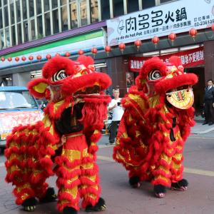 台北のお祭り