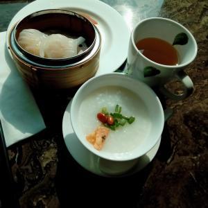 香港の朝ご飯