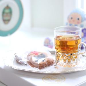 村上開新堂のロシアケーキ  ~ ロシアンティーのお茶時間 ~