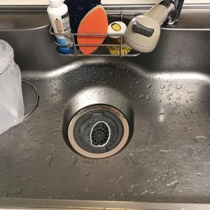 水回りのお掃除〈シンクのコーティング〉
