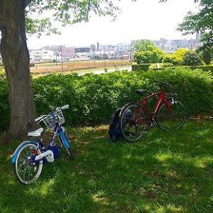 娘と自転車旅!?2サイクル~所要時間は片道1時間~