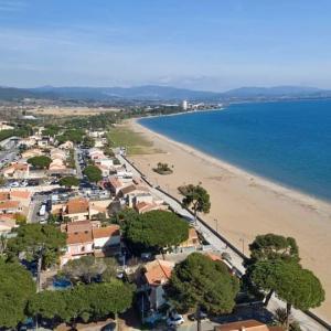 Les plages Pavillon Bleu France南仏の美しいビーチ@イエール