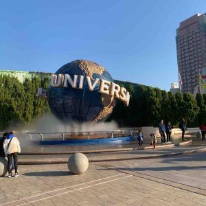 昨日USJ行ってきました ユニバーサルスタジオジャパン