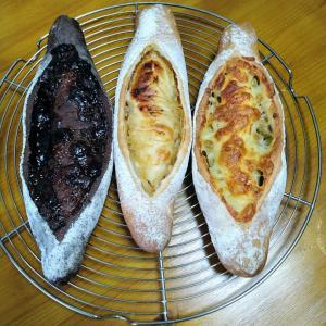 パン教室ー3種のバゲットその2