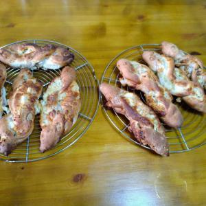 パン教室-胡桃カマンベール(くるみの日)