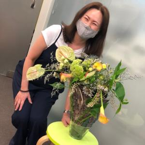 today's flower lesson