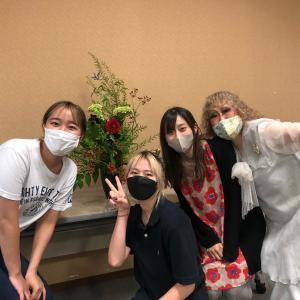 京都で花レッスン