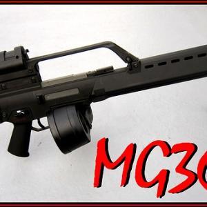BattleAxe・G36用C-MAGレビュー&分解メンテ☆S&T・G36V・MG36化☆