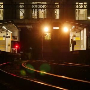 いつもの駅 いつもの鉄道。