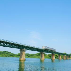 いつもの鉄橋~20200606