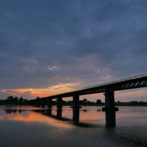 いつもの鉄橋~20200719