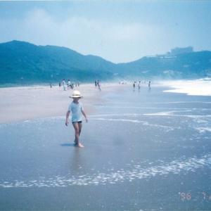 今日は海の日