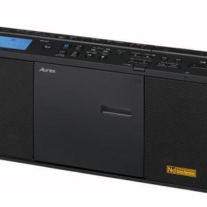 久々に予約録音できるラジオの新製品が東芝LEから