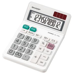 シャープの電卓「EL-771J-X」を購入
