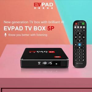 中華Android TV Box「EVPAD 5S」を使ってみて