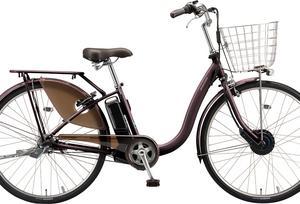 ブリヂストンの電動アシスト自転車「フロンティアDX」を購入
