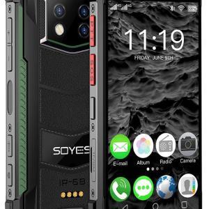コンパクトスマホ「SOYES S10 MAX」のスペックをチェック