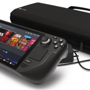 携帯型ゲーミングPC「Steam Deck」を発売へ