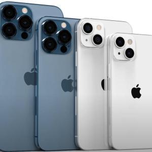 Apple新製品発表から「iPhone 13シリーズ」