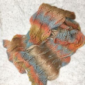 ブリオッシュ編み終わり