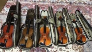 懐かしのヴァイオリン