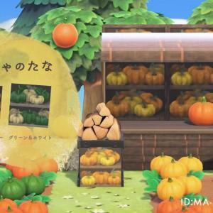 かぼちゃのたな ドット図公開 / 動画更新