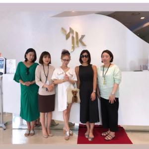 カリスマ美容インスタグラマーが江南区医療機関訪問!